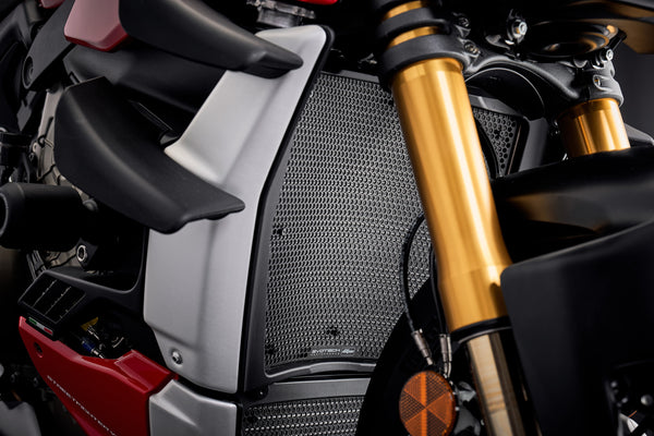 EP Ducati Streetfighter V4 S Radiator Guard Set 2020+