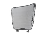 EP Radiator Guard for the Aprilia RSV4 1000 Factory on white background