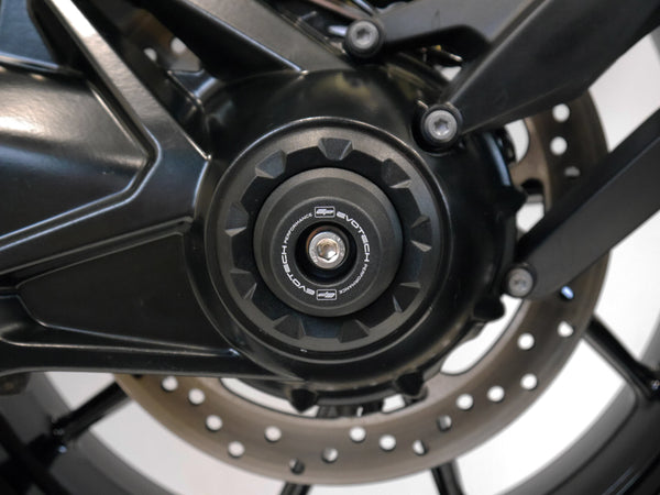 EP Rear Spindle Bobbins - BMW R 1250 GS Adventure (2019+)