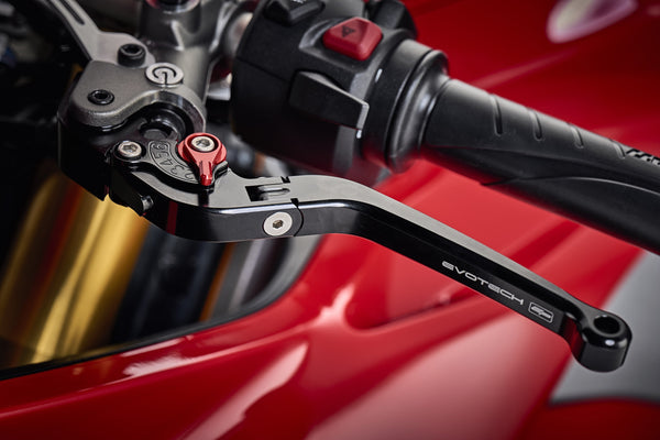 EP Ducati Scrambler Cafe Racer Short Clutch and Brake Lever set 2019+