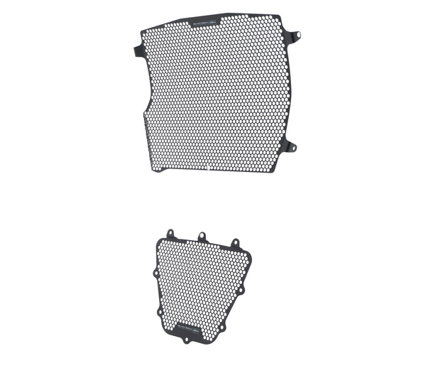EP Ducati XDiavel Black Star Radiator and Oil Cooler Guard Set 2021+
