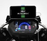 EP Quad Lock Compatible Sat Nav Mount - Triumph Tiger 1200 XR (2018+)