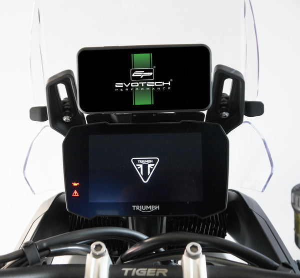 EP SP Connect Compatible Sat Nav Mount Triumph Tiger 900 GT (2020+)