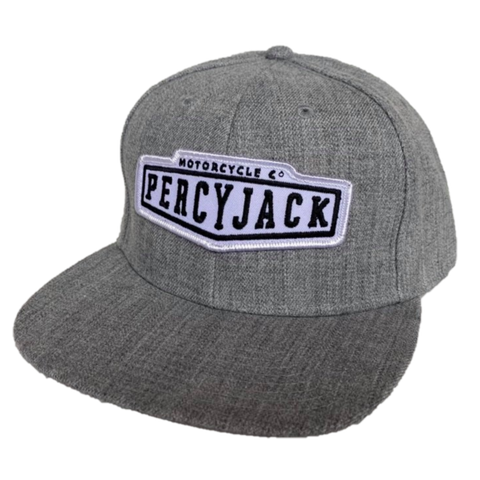Light Grey Marle Stock Cap