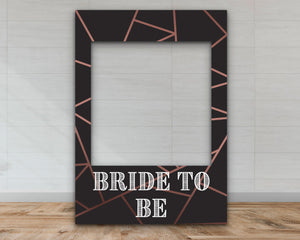 Bride To Be Hen Party Selfie Frame-Selfie Frames