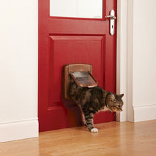 Load image into Gallery viewer, Staywell® Magnetic 4-Way Locking Deluxe Cat Flap