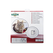 Load image into Gallery viewer, Installation Adaptor for Microchip Cat Flap & Manual-Locking Cat Flap
