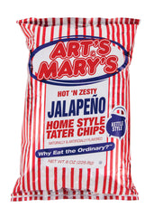 Art's & Mary's Jalapeno (8oz 12ct)