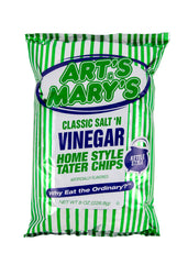 Art's & Mary's - Vinegar Home Style Tater Chips