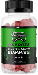 ESPORTS MULTIVITAMIN GUMMIES - Complete Multivitamin