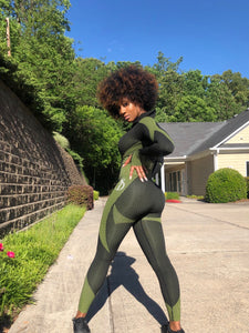 Shego 2 Piece Set - Sunkissed Fitness LLC
