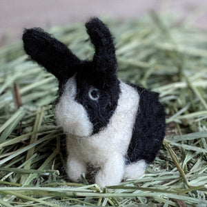 RABBIT NEEDLE FELTING KIT - DOLLY