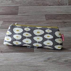 BLOCK PRINTED PENCIL CASE