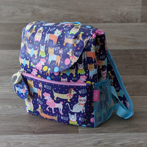 DOGS & CATS RUCKSACK