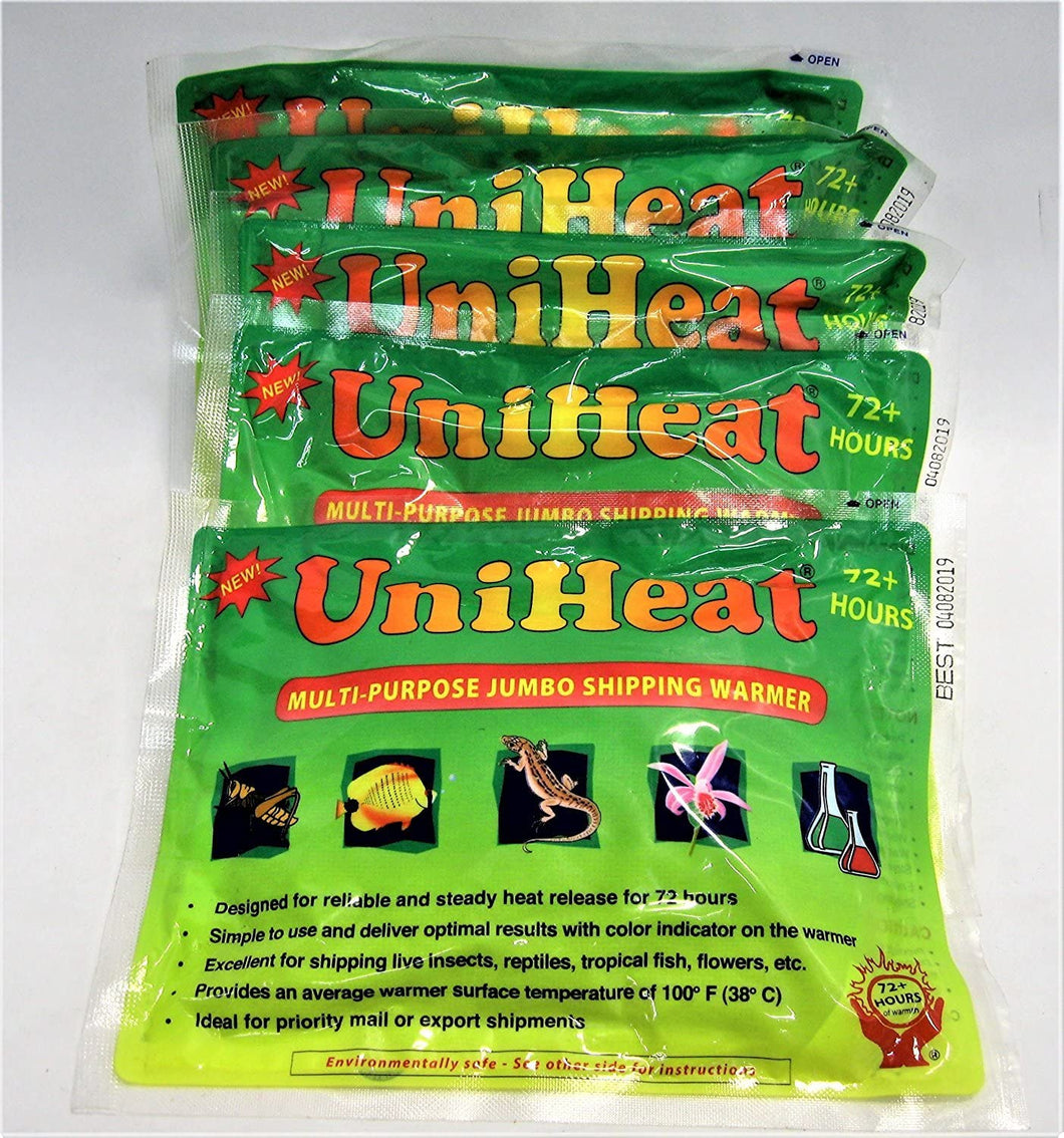 UNI Heat Heat Pack for Airplant Shipping
