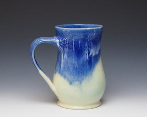 Mare and Foal Mug - Royal Blue