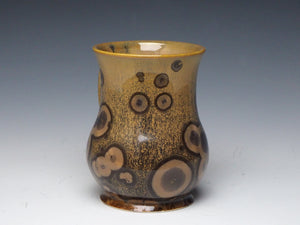 Tiger Eye Crystalline Glazed Mug #17