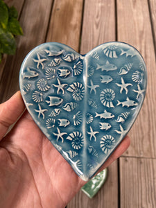 Mini Heart Sea Dish