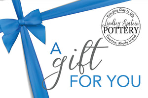 Lindsey Epstein Pottery Gift Card