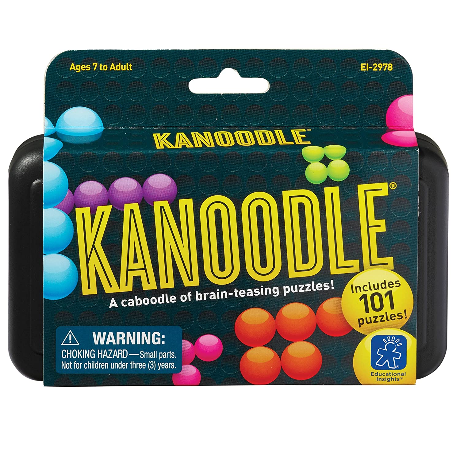 Kanoodle – The best-selling solo puzzle challenge game.