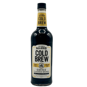 Allen's Cold Brew Coffee Flavored Brandy - wino(t) brooklyn