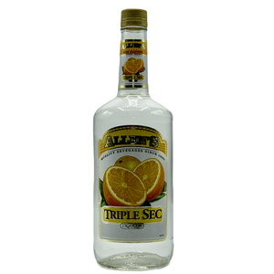 Allen's Gold Triple Sec - wino(t) brooklyn
