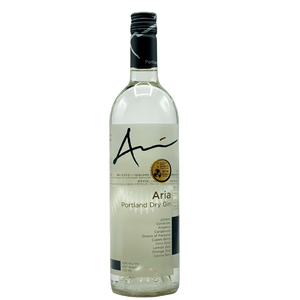 Aria Portland Dry Gin 90 Proof - wino(t) brooklyn