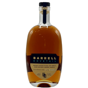 Barrell Craft Spirits Cask Strength Dovetail Whiskey 122.9 Proof - wino(t) brooklyn