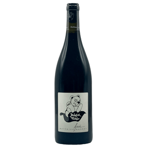 Matthieu Barret  l'Ardèche Syrah Black Flag 2018 - wino(t) brooklyn