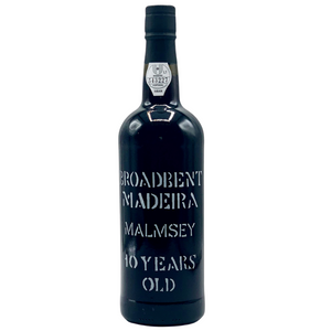 Broadbent Malmsey 10 Year  Maderia 750ML