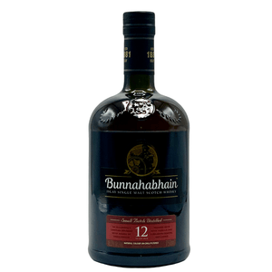 Bunnahabhain 12 Year Old Scotch - wino(t) brooklyn