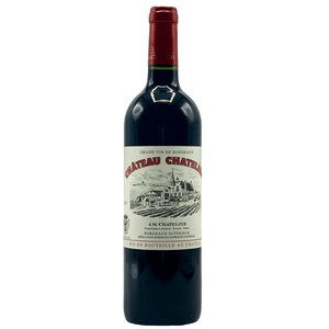 Chatelier Bordeaux Superior - wino(t) brooklyn