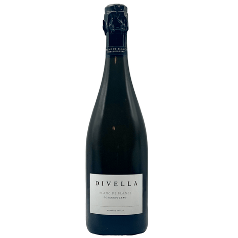 Divella Gussago Blanc de Blancs NV - wino(t) brooklyn