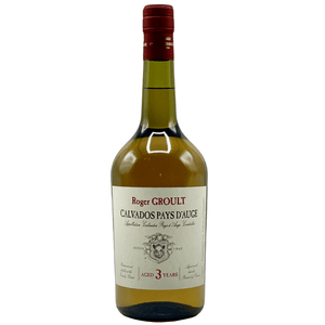 Roger Groult 3 Year Old Reserve Calvados - wino(t) brooklyn