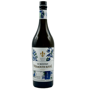 La Quintinye Royal Vermouth Royal Blanc 750ML, - wino(t) brooklyn