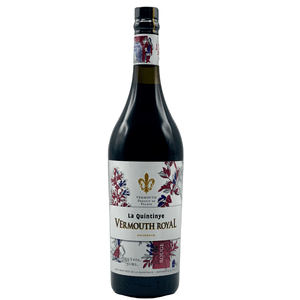 La Quintinye Royal Vermouth Royal Rouge 750ML - wino(t) brooklyn