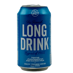 The Long Drink 375ML CAN - wino(t) brooklyn