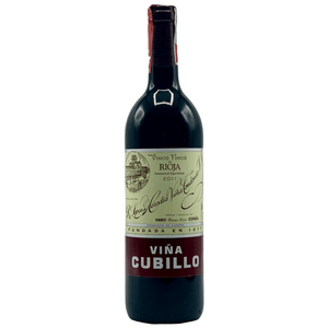 Lopez de Heredia Cubillo Crianza 2011 - wino(t) brooklyn