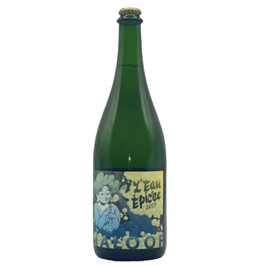 Ross & Bee Maloof L'Eau Epicée Sparkling Willamette Valley 2019 - wino(t) brooklyn