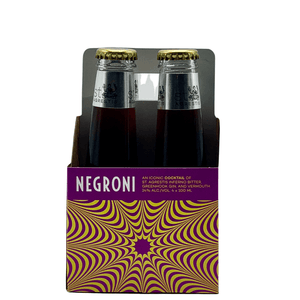 St. Agrestis Negroni 4 Pack - wino(t) brooklyn