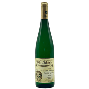 Willi Schaefer Riesling Graacher Himmelreich Spatlese 2018 - wino(t) brooklyn