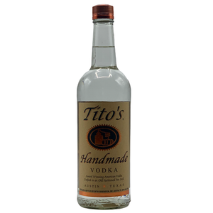 Tito's Vodka 750ML
