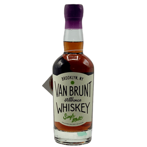 Van Brunt Stillhouse Single Malt 375ML - wino(t) brooklyn