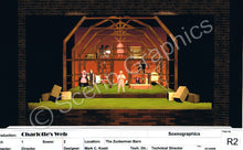 Load image into Gallery viewer, Charlotte's Web (Musical) Design Pak©
