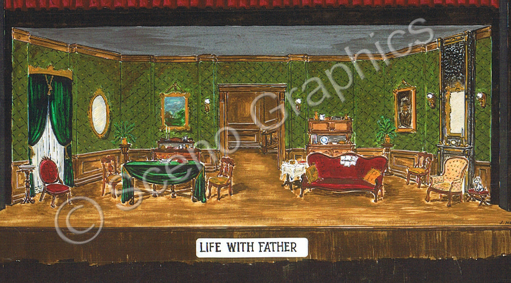 Life with Father Design Pak©