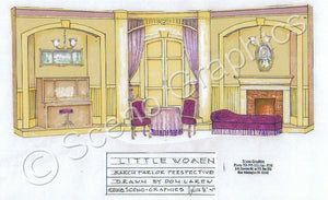 Little Women (Musical) Design Pak©