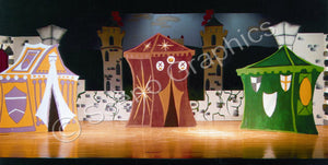 Once Upon a Mattress Design Pak©