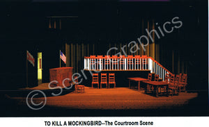 To Kill a Mockingbird Design Pak©