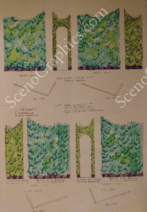 Cinderella Design Pak© Musical Set design for Cinderella. Buy set designs. The prince's castle garden set design. At ScenoGraphics you can lease the technical blueprints to build your own sets for over 150 shows & musicals.