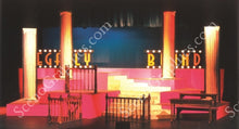 Load image into Gallery viewer, Legally Blonde Set Design from Scenographics, 2013 Photo Competition Winner